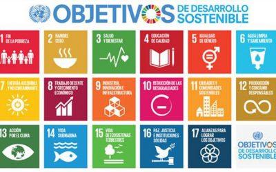 Los Objetivos de Desarrollo Sostenible: una oportunidad para construir un mundo más sostenible